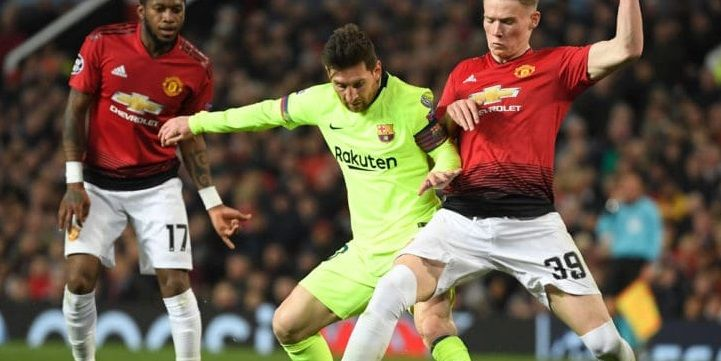 «Барселона» - «Манчестер Юнайтед». Прогноз Максима Калиниченко
