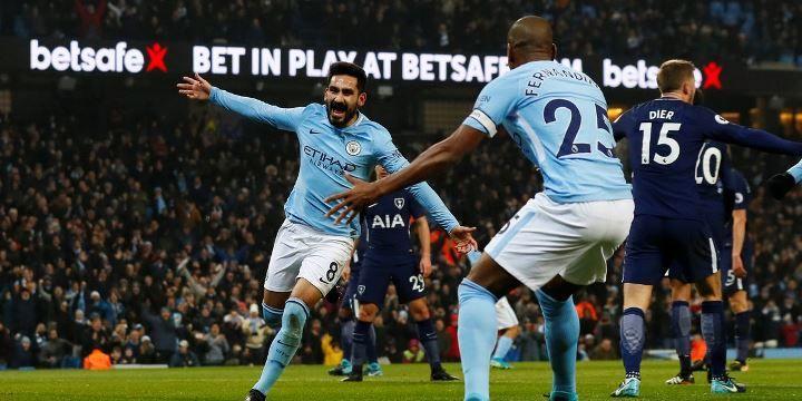 «Манчестер Сити» – «Тоттенхэм»: дубль три