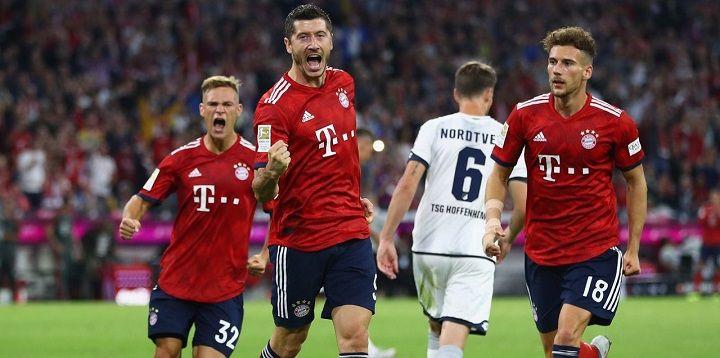 «Бавария» - «Вердер»: обыграть успешных