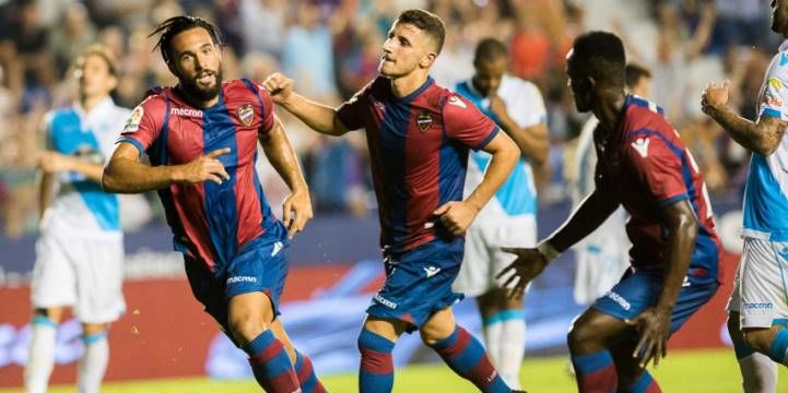 Футбол история встреч леванте эспаньол