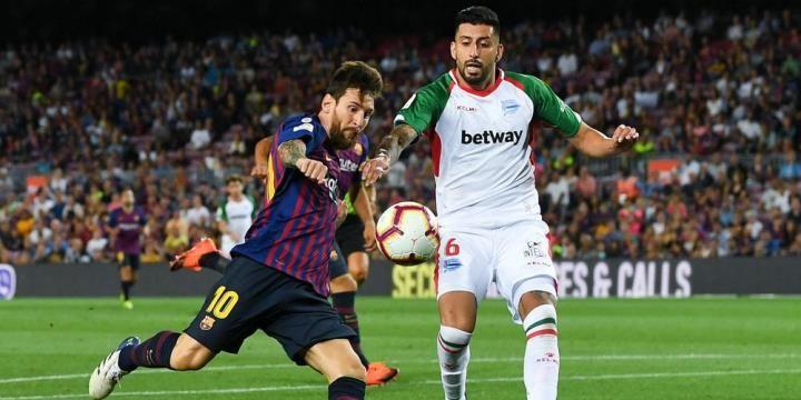 «Алавес» – «Барселона»: какую сделать ставку?