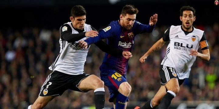 «Барселона» – «Валенсия»: финал Кубка Испании