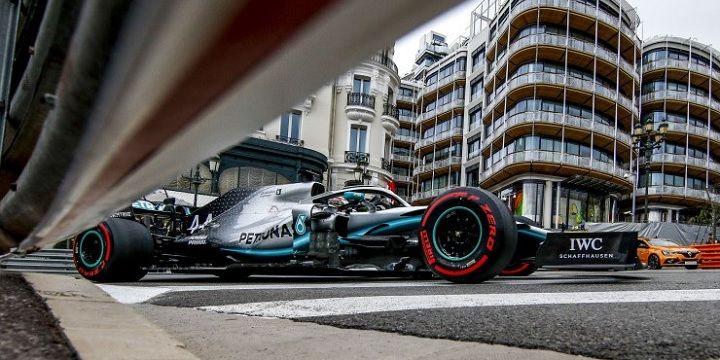 Гран-при Монако: кто из пилотов «Мерседес» возьмёт поул?