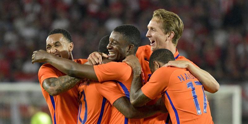 Нидерланды – Англия: кто сильнее?