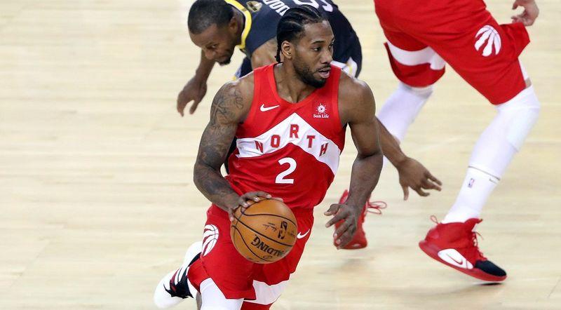 «Торонто» - «Голден Стэйт»: будет ли новый чемпион?