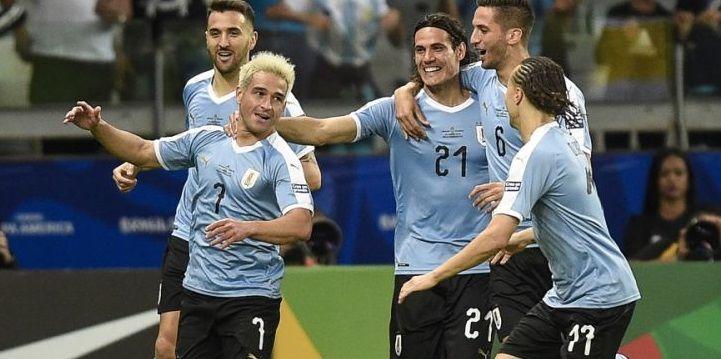 Уругвай – Япония: очередной успех «небесных олимпийцев»?