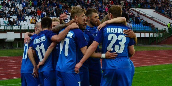 «Витебск» - «Динамо» Брест: прервать две серии