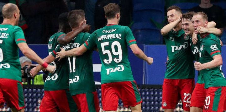 Футбол Краснодар - Локомотив Москва 24.08.19 прямая трансляция