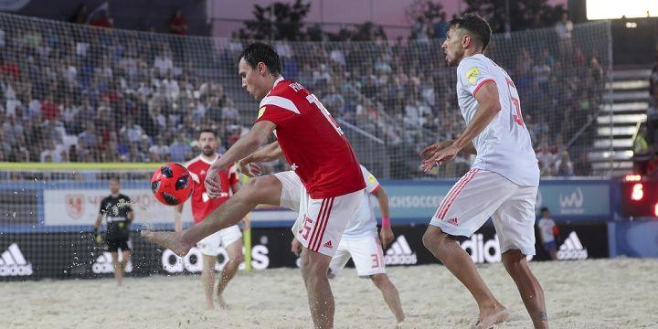 пляжный футбол португалия россия прогноз