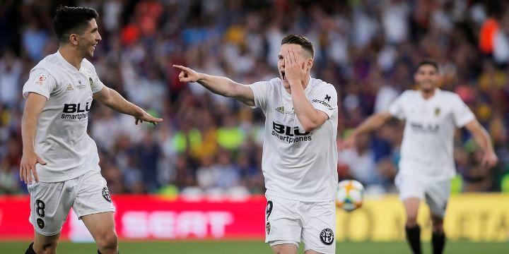 «Барселона» – «Валенсия»: центральный матч тура