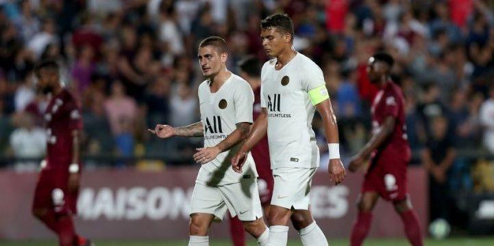 Футбол ПСЖ - Реал Мадрид 18.09.19 прямая трансляция
