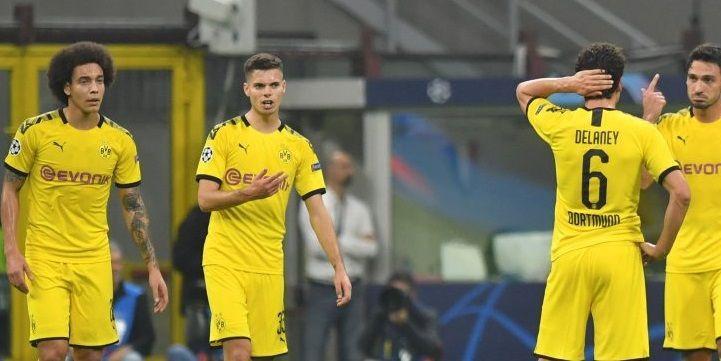 Боруссия дортмунд- шальке прогноз на матч 25. 03