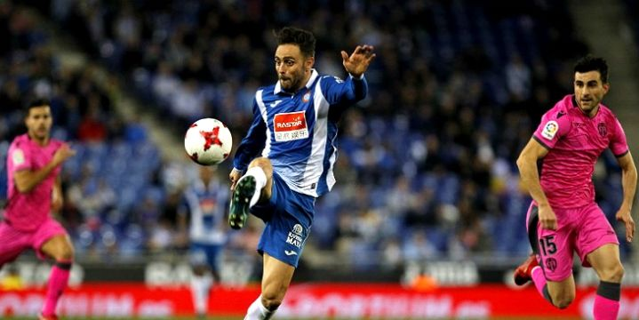 Футбол испания примера дивизион леванте эспаньол