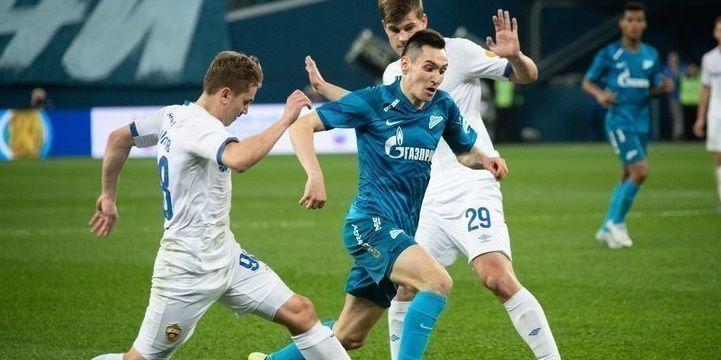 Футбол зенит боруссия 25 02 прогноз