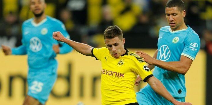 Футбол повтор зенит боруссия дортмунд