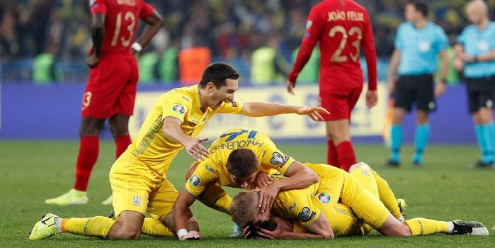 Сербия — Украина: матч престижа