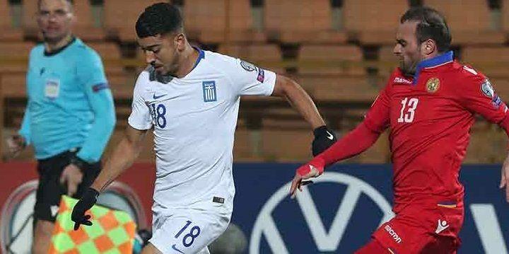 Футбол греция испания финал счет