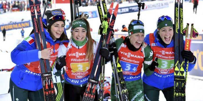 Прогноз на биатлон: чем удивит сборная России в женской эстафете?