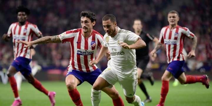 Реал Мадрид - Атлетико 12.01.2020 смотреть онлайн прямой эфир