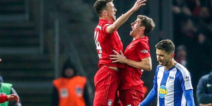 «Бавария» — «Шальке»: принципиальный матч