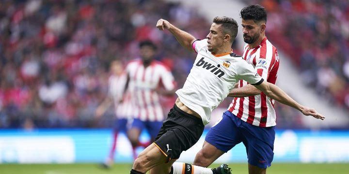 «Валенсия» – «Атлетико»: центральный матч тура