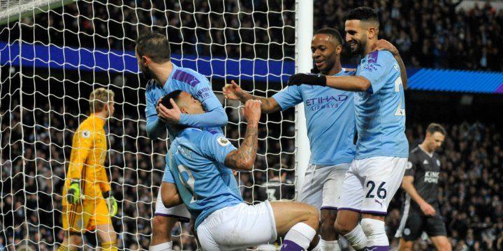 «Лестер» – «Манчестер Сити»: центральный матч тура