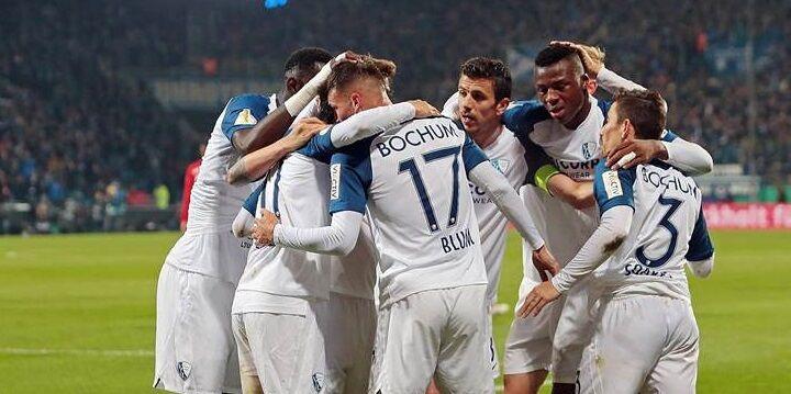 Переходный матч боруссия бохум