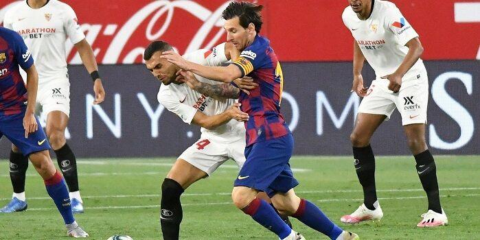 Барселона - Атлетик 23.06.2020 смотреть онлайн