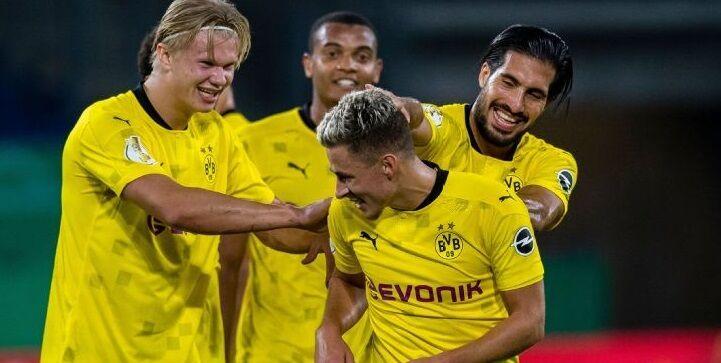 «Боруссия» Дортмунд — «Боруссия» Менхенгладбах: победа за «шмелями»?